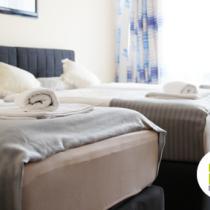 Preiswerte Zimmer im Gästehaus beim Prinz in Kürten Bechen, besonders für Monteure und den Wochenendurlaub geeignet